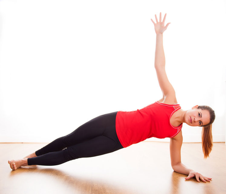 Q10-Profi - 5 gute Gründe für Planks - Seit Planks