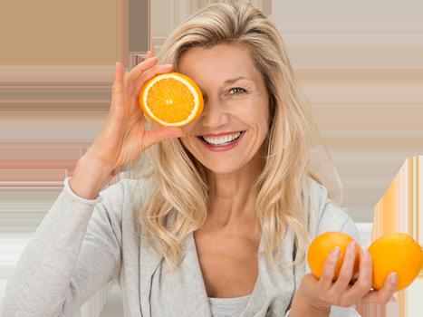 Q10-Profi - Orangen sind gesund