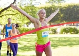 Q10 steigert die Leistungsfähigkeit von Sportlern